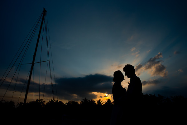 Anastasia & Bret - Wedding - Belize - 7th of June 2017