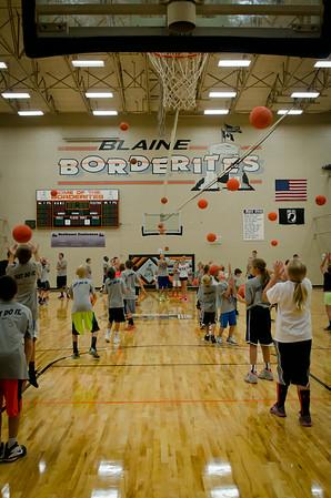 Luke Ridnour Basketball Camp