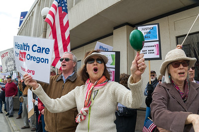 Medford Rally #8-2 Consequences of Trump Care