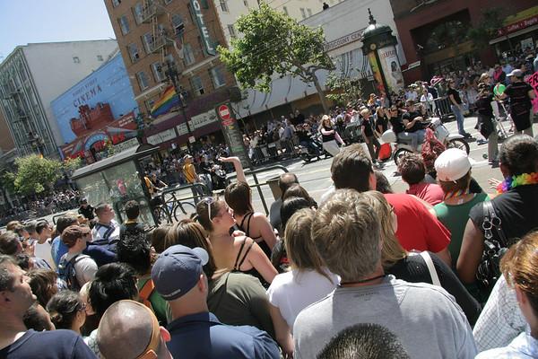 SF Gay Pride Parade 2007