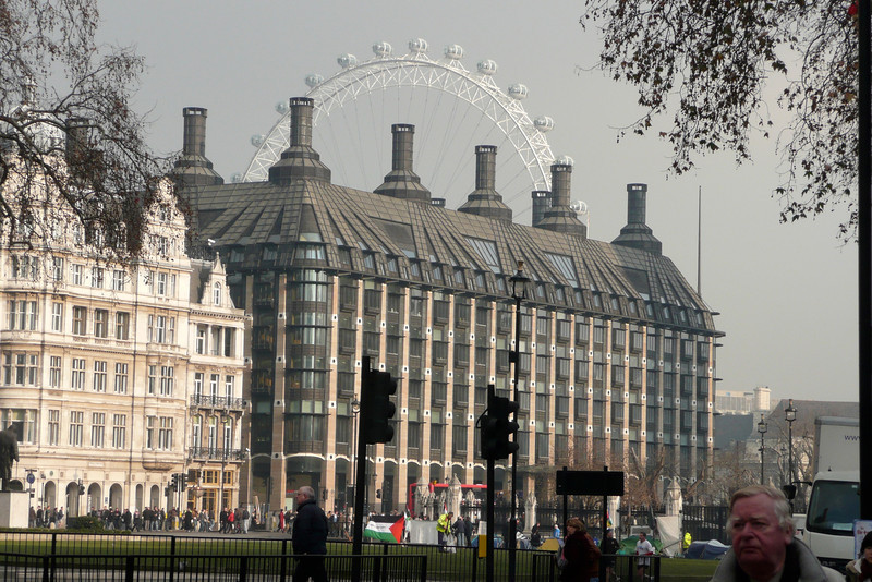 Norman Shaw Building. London