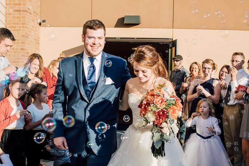 Leaving As Mr & Mrs