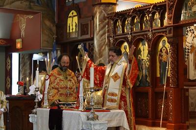 Teaching Liturgy at St. John in Sterling Heights, MI