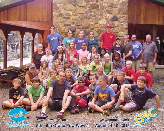 2013 Summer Camp