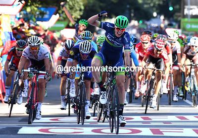Vuelta a España - Stage 12:  Los Corrales de Buena > Bilbao, 193.2kms