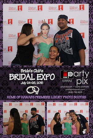 Bridal Expo - July 2015 (Mini Open Air Photo Booth)