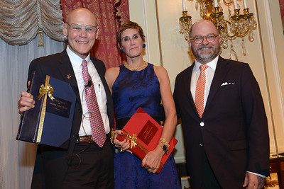 2015 Family History Benefit Dinner : James Carville and Mary Matalin
