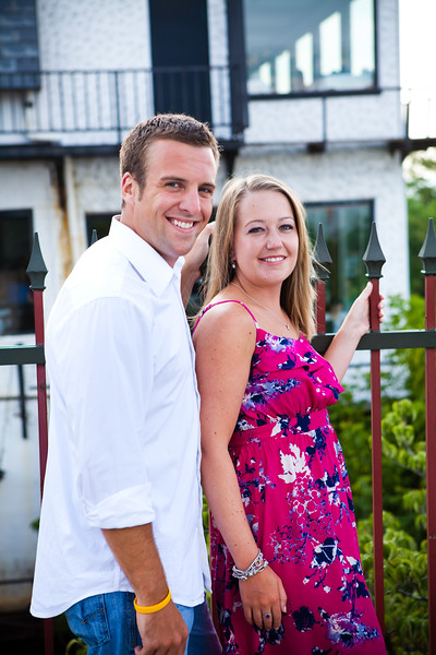 Danielle and Ryan