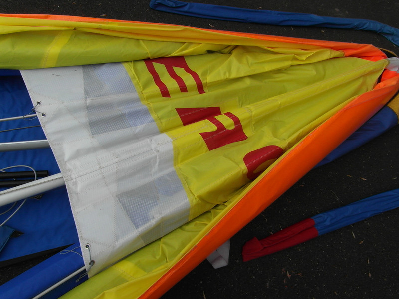 Top sail inner