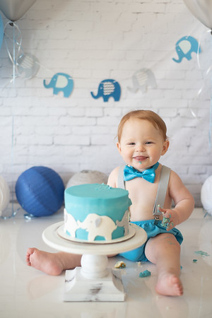 Gage 1 Year Gallery