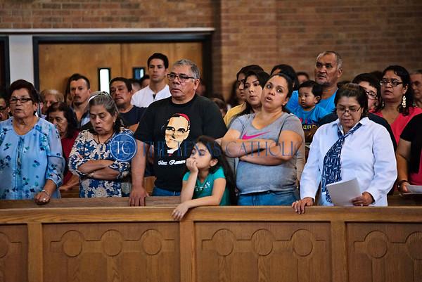 Oscar Romero Mass
