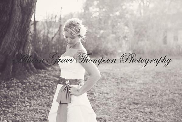 {Amy} Bridal Portraits 2012.