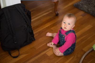 2015_0504 Sophia's 8 months!