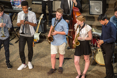 Upper School Jazz Concert | May 18, 2017