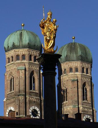 Salzburg and Munich