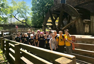 4th Grade Fullersburg Woods and Graue Mill