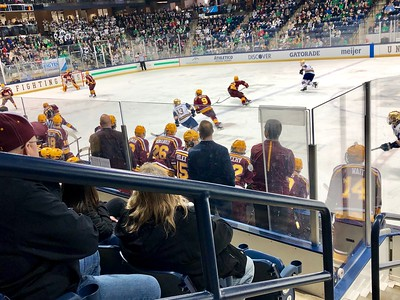 ND vs Minnesota Big Ten Semis 2019 - iPhone
