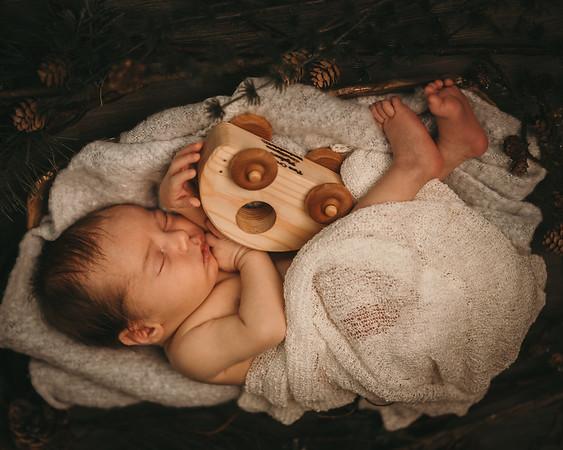 Carson Jax Newborn