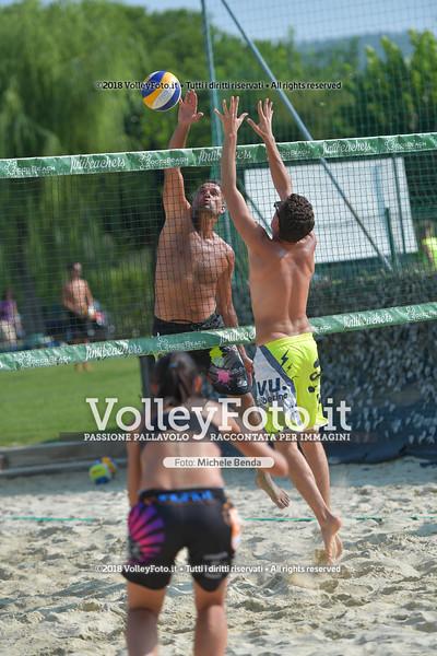 presso Zocco Beach PERUGIA , 25 agosto 2018 - Foto di Michele Benda per VolleyFoto [Riferimento file: 2018-08-25/ND5_8321]