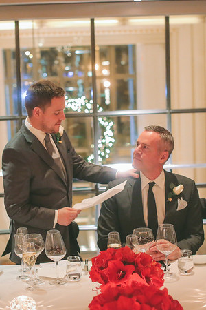 Michael + David | Eleven Madison Park Wedding