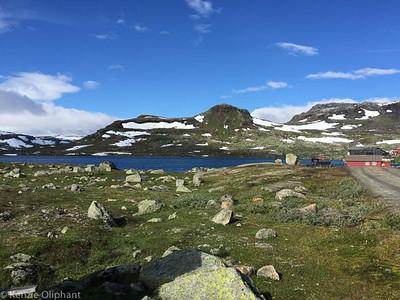Finse and Hardanger Glacier