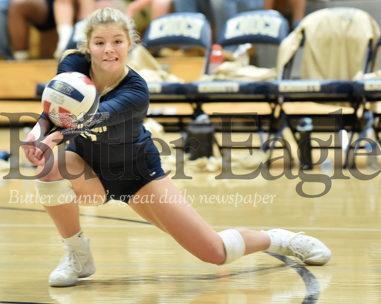 Knoch Volleyball