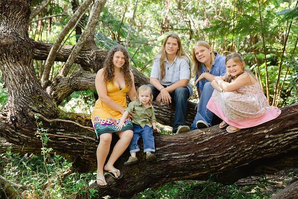Rachel's Family 2018