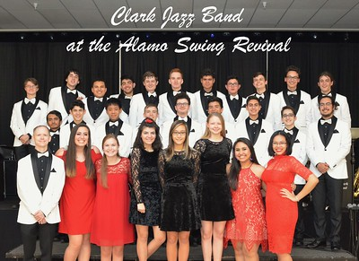 20170323 Clark Jazz Band at the Alamo Swing Revival