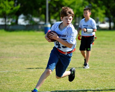 Upward Football 4-08-2017