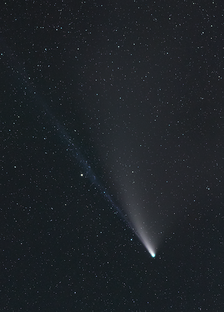 2020/07/23 Comet NEOWISE Brennan's Hill (Quebec)