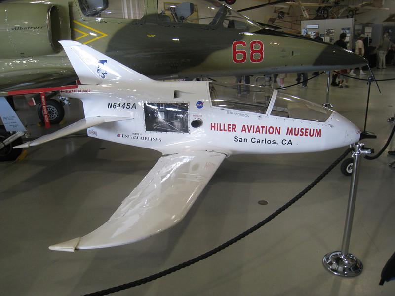 BD-5 Hiller Helicopter Show 2010 3.JPG