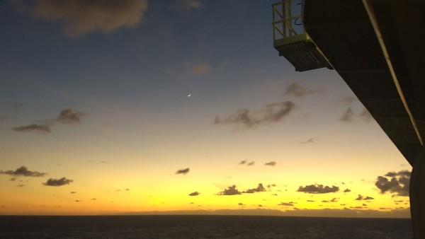 2019-11-28 at Sea