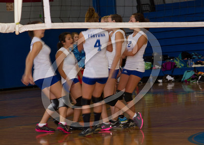 JV Husky Volleyball