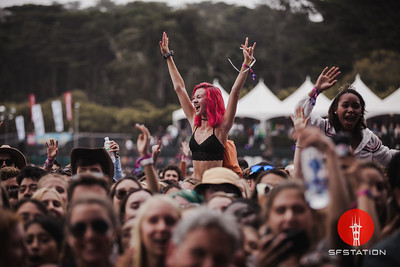 Outside Lands 2018 Day 3