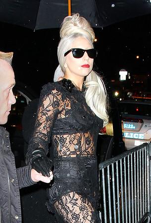 2011-11-22 - Lady Gaga