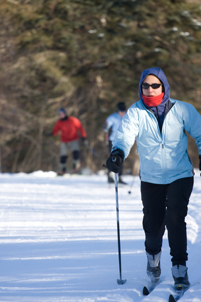 Mikes Nordic Ski Club - Classic Session
