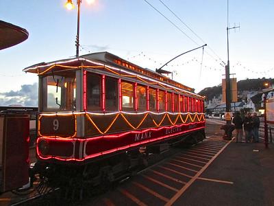 IoM Electric Railway