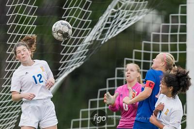 9-25-18 Minneapolis Edison v Minneapolis Washburn Girls Soccer