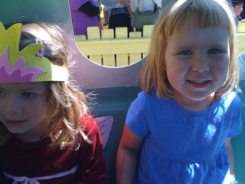 Jolly Trolley ride