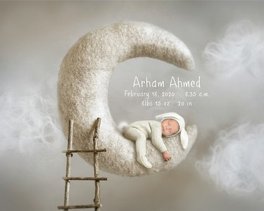 Arham Ahmed 2020