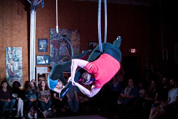Suspend Fall Showcase;  9/16/17