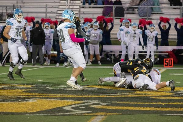 2019 WHS Football vs Salem Hills