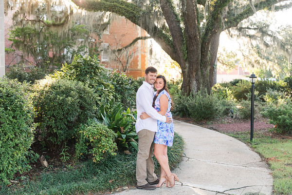 Josh + Carrie | Engagement Session