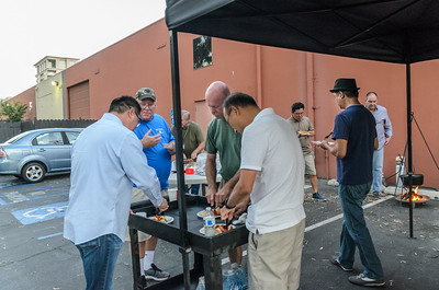 Men's Fellowship - Man Up Fall Kickup