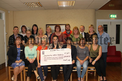 Group Trek the Icelandic Mountains for S.A.Hospice