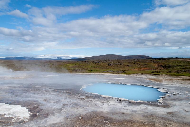 Hveravellir Thermal area