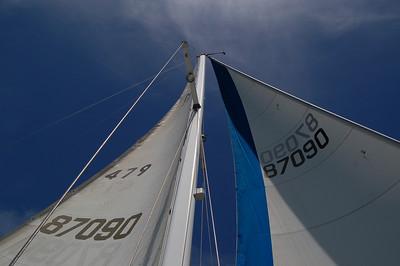 Sailing around LA Harbor II