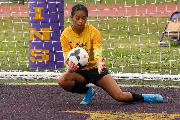 Girls JV Soccer v Woodson 5/3/21