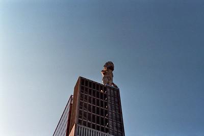 Analog mit der Zorki 4 fotografiert - Kleinbildfilm