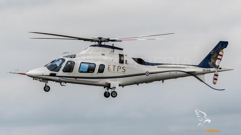 ETPS / Agusta Westland AW109 Power / ZE416